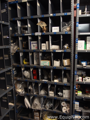 Shelving Unit of Assorted MRO