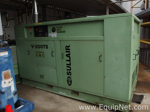 Sullair V200TS 200L|W Air Compressor