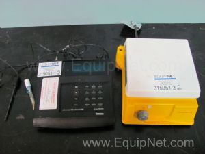 Thermo Orion 920A+ Advanced ISE/PH/mV/ORP Meter & Thermolyne Hot Plate