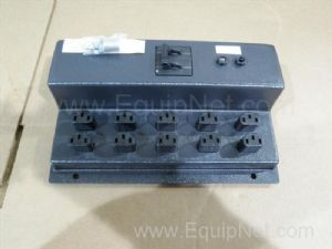 Bailey Controls 6641500A1 Power Entry Panel
