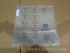 Extract Technology 529GB10ZZ Facia Plate