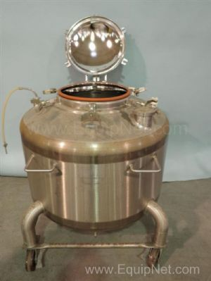 DCI Stainless Steel Tank