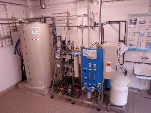 Pure Demineralised Water System