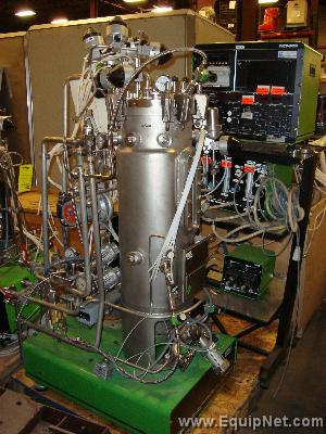 42 Liter Jacketed MBR Bio Reactor