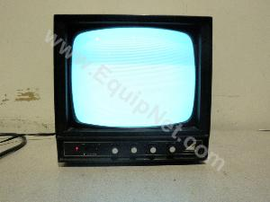Audiotronics 12VM968 Black and White Closed-Circuit TV Monitor