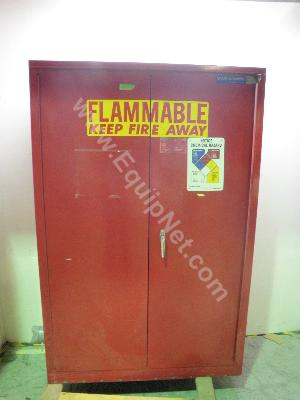 Eagle PI-45 60-Gallon Flammable Materials Storage Cabinet
