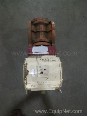 Tufline 95341120 Eight Inch Plug Valve