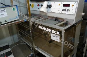 Danacheck  purpose built 150mm through feed product inspection station