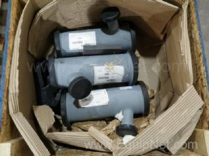 Lot of 3 Applied Coating Systems Laterals
