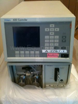 Waters 600 HPLC Controller with Pump