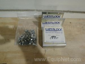Lot of 3 Westlock CB415 Mounting Kit for Actuator