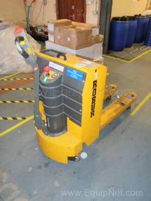 Robur Model K9/5B20 2000kg Battery Powered Pallet Truck and Charger