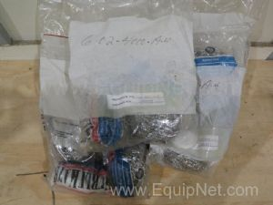 Lot of 6 Ivax Industries 6024000194 Demister Maintenance Kits For OX4 Analyzer
