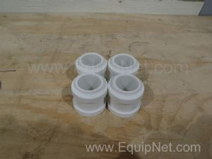Lot of 4 General Machine GV0100609C08 Valve Bushing