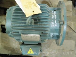 Reliance PT398562-001-BJT1 AC Motor, 2Hp, 1755rpm, 182TDZ Frame, Vibrating