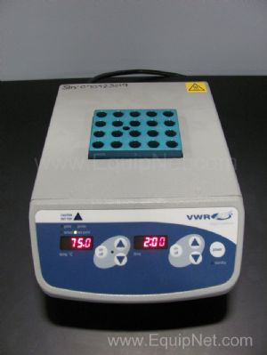 VWR Digital Dry Block Heater