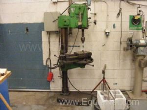 Moore Bros Machinery Drill Press with Stand