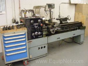 Ryder Machinery Lathe Model Nordic15