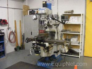 Darbert Machinery Milling Machine Model Stock 4105
