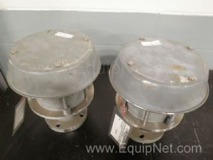 Lot of 2 Protectoseal 29003 Flame Arrestors