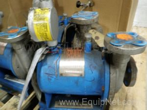 Lot of 13 Chempump GA-1 1.5-K1S Centrigugal Pump