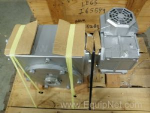 Electra-Gear D600MH0SC141500D Gear Reduction Box