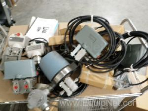 Lot of 6 Taylor Assorted Transmitters