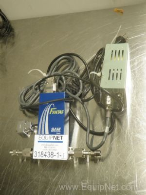 Fantas Model SFC1472F Mass Flow Controller