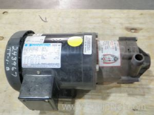 March TE-GT-MD Centrifical Pump, Motor Driven, AC, .5 HP, 3450rpm, 56CZ-60 Frame