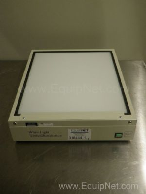 UVP Model TW-43 White Light Transilluminator