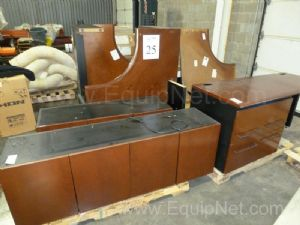 Lot of Miscellaneous Office Furniture