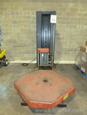 Wolftec WHP-200 Automatic Pallet Wrap