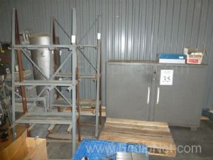 Metal Cabinet and Racks