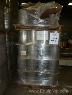 Lot of New 5 Gallon Stainless Steel Pails