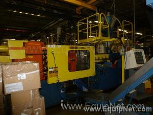 Reed Injection Molding System Model 300 TES 300 Ton