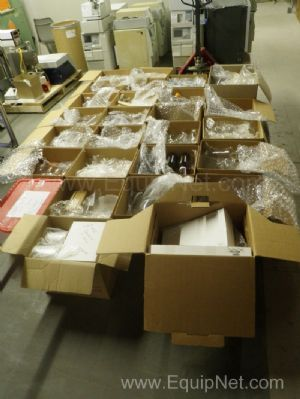 27 Boxes of Assorted Lab Glassware