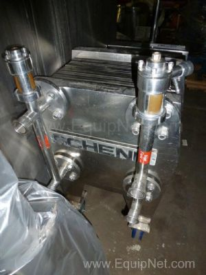 Schenk  Sanitary Stainless steel Filter Press