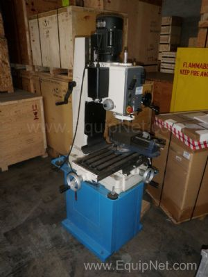 Advance Model RF-45 Milling and Drilling Machine
