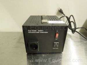 Hybrinetics Voltage Valet Model TGC2000 Step Up - Step Down Transformer
