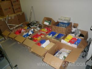 Large Lot of Tools and Parts from an Engineering Lab