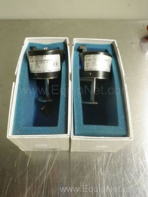 Lot of 2 MKS Pressure Transducers