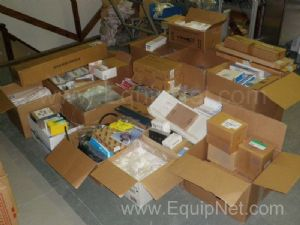Large Lot of Lab Supplies and Consumables