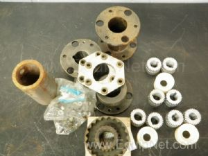 Lot of 7 Assorted Couplings
