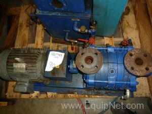 Kinney KLRC40-FA2 Liquid Ring Vacuum Pump