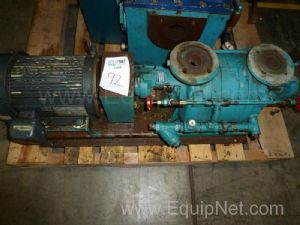 Kinney KLRC-40S Liquid Ring Vacuum Pump