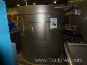 Reimelt Stainless Steel Bin Vent Dust Collector