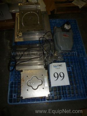 Lot of Miscellaneous Scale and Meter