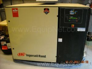 Ingersoll Rand UP6-40-125 Air Compressor with TZ220 Heatless Air Dryer