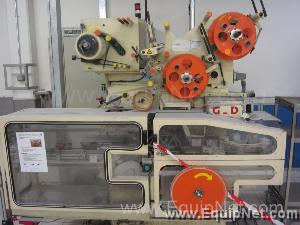 ACMA GD 4350 Pack 5 Over wrapper refurbished by Lareka in 2002