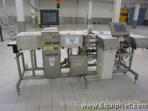 McLean Thermal T 20 X Ray Inspection and combined Checkweigh UK unit